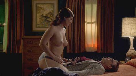 Naked Erin Cummings In Masters Of Sex