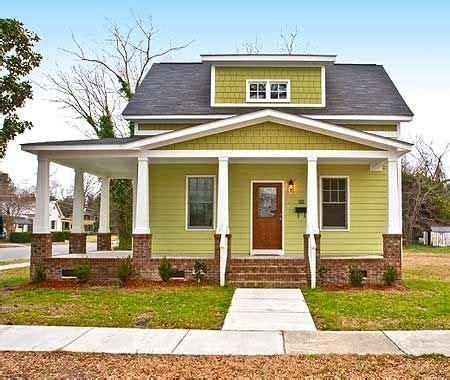 plan tt bungalow  wraparound porch bungalow house plans craftsman style house plans