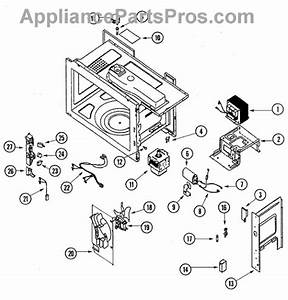 Parts For Maytag Cmv1100aab  Switches  U0026 Microwave Parts