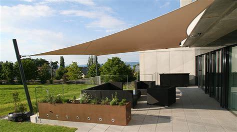 Sonnensegel Terrasse Wasserdicht by Segeltuch Wasserdicht Robuster Und Eleganter