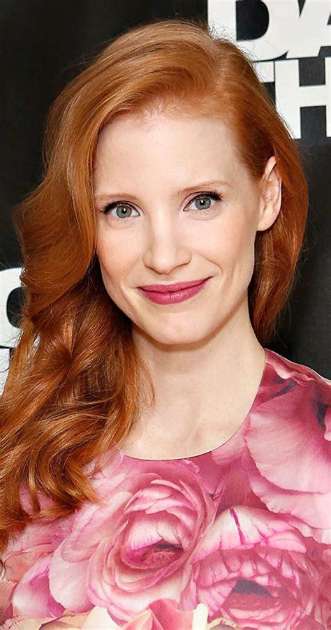 actress jennifer chastain jessica chastain imdb