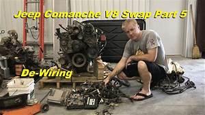 Jeep Comanche Pickup V8 Swap - Part 5