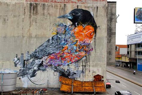flying to freedom 10 artists who to paint birds widewalls
