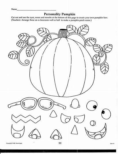 Worksheets Halloween Kindergarten