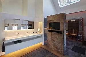 Badezimmer Mit Sauna : bad mit sauna modern badezimmer essen von falke ~ A.2002-acura-tl-radio.info Haus und Dekorationen