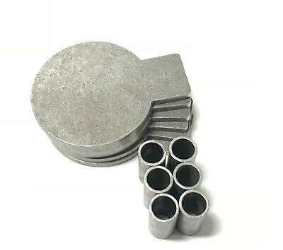 ar   steel target plate rack diy kit dom pivot tube  ebay