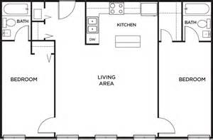 2 bed 2 bath floor plans floor plans the lofts at capital garage apartments in richmond va