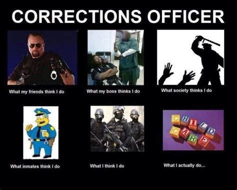 Correction Meme - funny correctional officer quotes quotesgram
