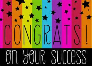 congratulations promotion card congrats congratulations cards from cardsdirect