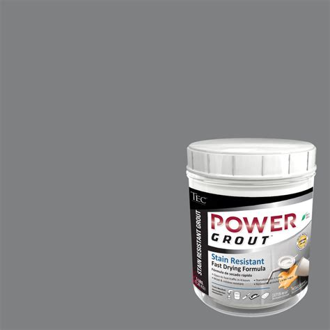 pewter grout shop tec 5 lb light pewter sanded powder grout at lowes com