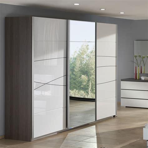 armoire de chambre design mezzanine chambre lit