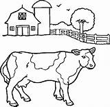 Farm Coloring Pages Colouring Coloringpages1001 Printables sketch template