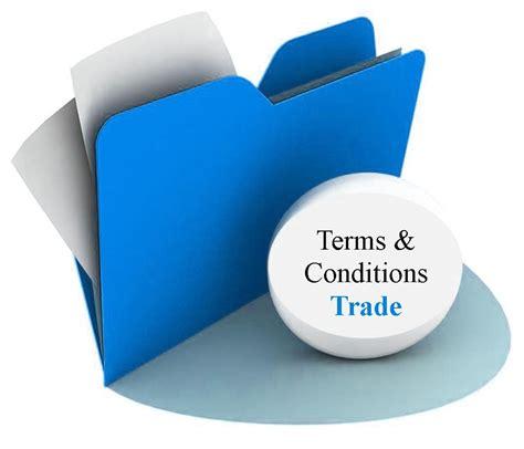 trade terms  conditions maxicom  northcom