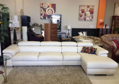 Nicoletti Sofa by Nicoletti Leather Sectional Sofa Leather Sectionals
