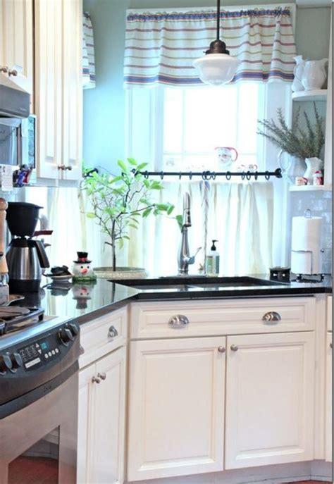 farmhouse style corner kitchen sink design homemydesign