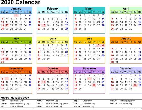 calendar printable holidays notes calendar shelter