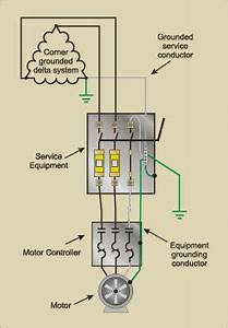 Grounded B Phase Wiring Diagram : corner grounded delta i was called out to a site where ~ A.2002-acura-tl-radio.info Haus und Dekorationen