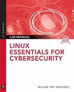 Rothwell  Instructor U0026 39 S Answer Key For Linux Essentials For