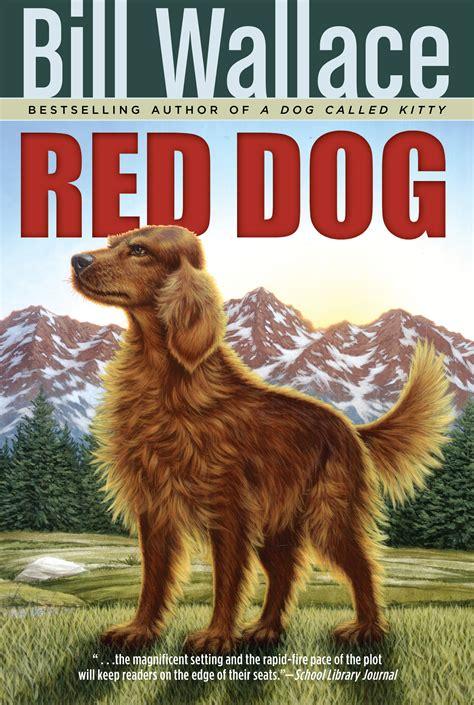 dog bill wallace books reading trip reddog barnes schuster simon noble hr