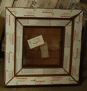 Dřevěné okno 50x50