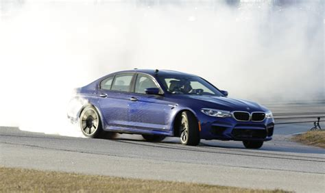 Driver In Bmw M5 Sets 2325mile Record For Longest Drift