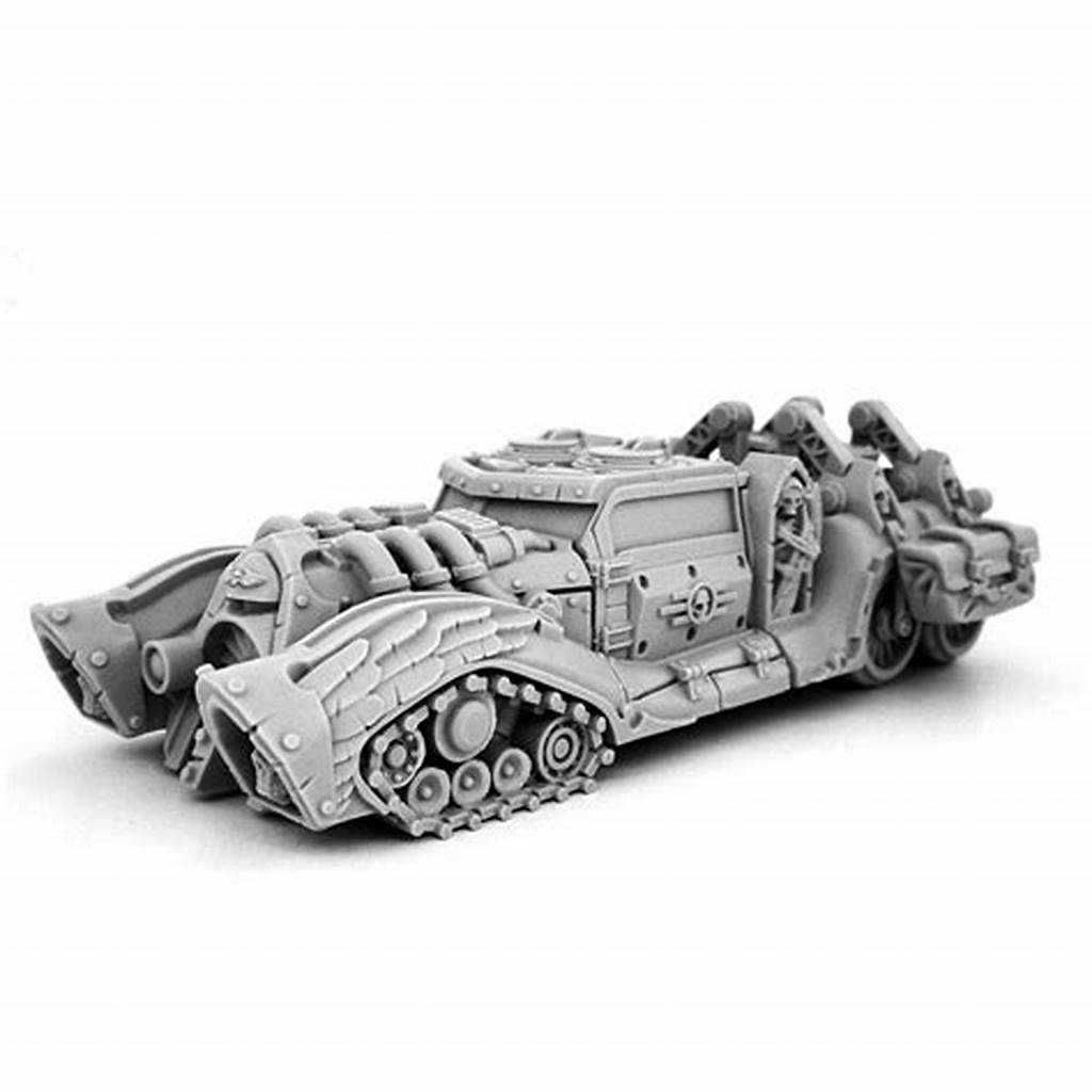 #Heresy #Hunter #Female #Inquisitor #With #Strike #Car #Wargame