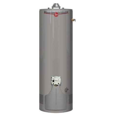 Rheem Performance Plus 40 Gal Tall 9 Year 38,000 Btu High