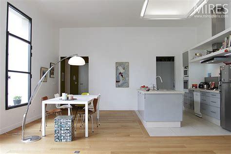 fa nce cuisine moderne cuisine ouverte moderne c0125 mires