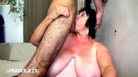 Watch Olga Very Hot Milf French With Big Tits Fucked By 2