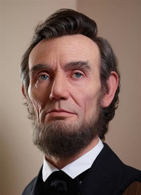 Stunning Realistic Sculpture Of Abraham Lincoln By ...