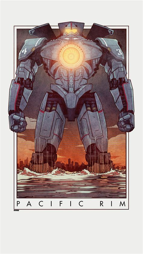 pacific rim robot cartoon  htc  wallpapers