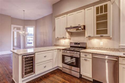 white shaker cabinets kitchen photo gallery