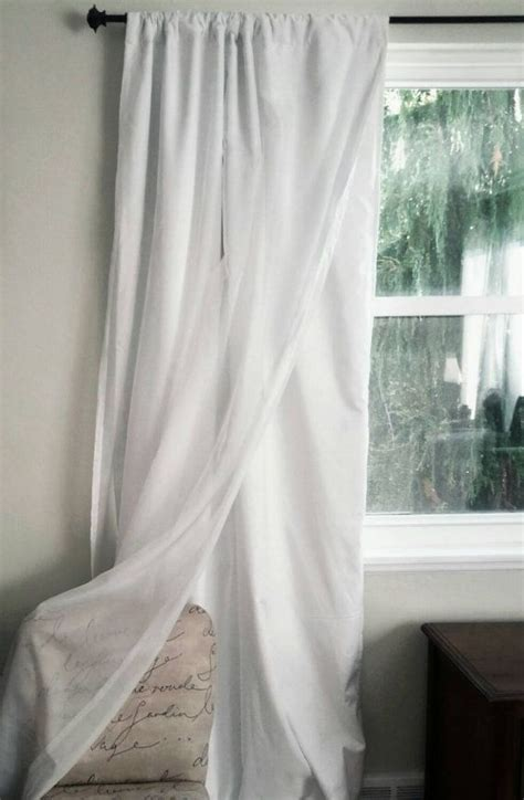 Bedroom Curtains For Wide Windows