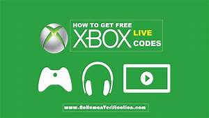4 Easy Ways To Get Free Xbox Live Codes In 2018 UPDATED
