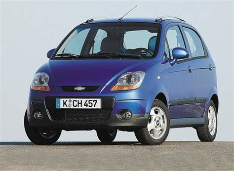 Chevrolet Spark 2008 Review, Amazing Pictures And Images