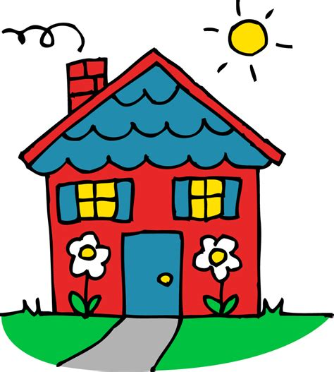 Image result for free clip art of home
