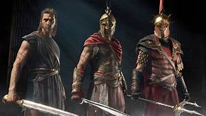 Assassin's Creed Odyssey Will Put a Greater Emphasis on ...
