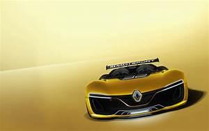 WALLPAPERS HD Renault Sport Spider