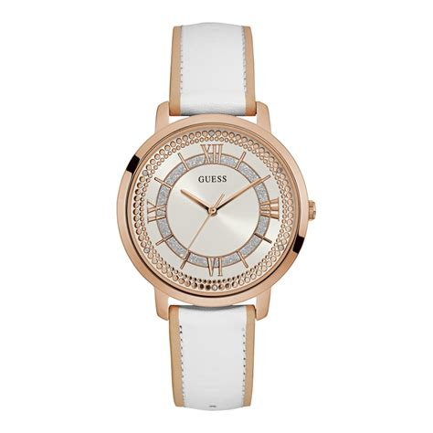 Guess 20563 Gold White duty free guess gold from