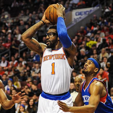 Amare Stoudemire Has Pinpoint Aim If He Meant To Hit Fan