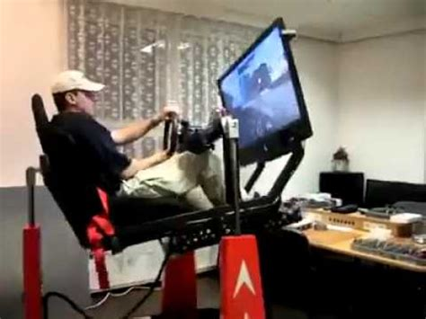V Rocker Gaming Chair Setup by Awesome Gaming Chair Setup