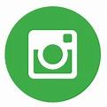 instagram icon green - Mason Deerfield Chamber of Commerce ...