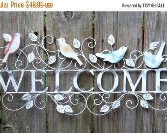 Unique french welcome sign related items | Etsy