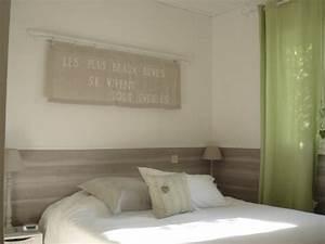 deco chambre d39adulte les creations de nathalie With good couleur taupe clair peinture 11 idee rellooker maison