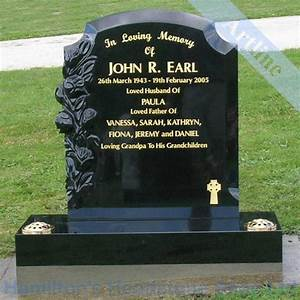 headstone cemetery pinterest With cemetery lettering prices