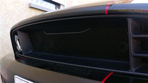 201314 Ford Mustang Gt500 Mesh Grill Insert Kit By