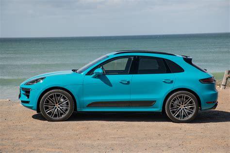 The Porsche Macan Tied Itself for Best Luxury SUV