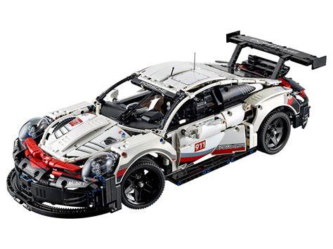 one neuheiten porsche 911 rsr 42096 technic lego shop