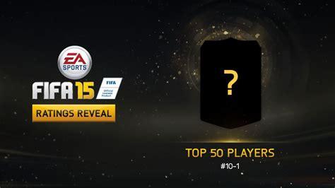 Fifa 15 Player Ratings  Top 50