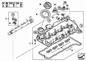Original Parts For E83n X3 2 0d N47 Sav    Engine   Cylinder